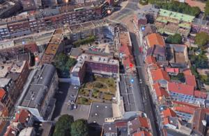 Résidence Les Jardins - Maps